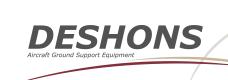 Deshons hydraulique logo